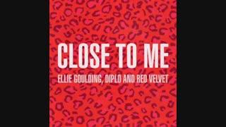 آهنگ جدید Redvelvet و Ellie Goulding و Diplo به نام Close To Me