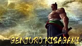 معرفی کاراکترها در Samurai Shodown