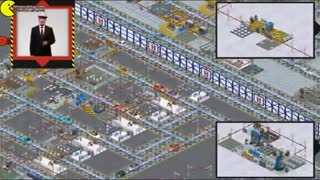 Production Line Car factory simulation gameplay trailer بازی خط تولید اتومبیل