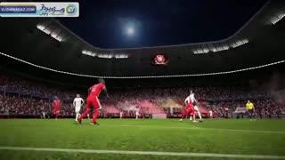 در فروشگاههای واقعیت مجازی آدیداس فوتبال بازی کنید!