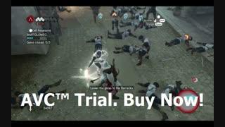 گیم پلی خودم از بازی Assassins Creed Brotherhood یه جنگ درست حسابی #-#