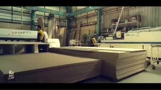 کارخانه_تمام اتوماتیک_تولید_محصولات_چوبی_و_دکوراسیون_داخلی نیکاچوب