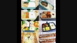 غذاهای انیمه ای در واقعیت*-*