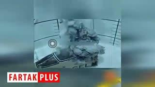 آزمایش جالب صندلی اجکت جنگنده در زیر آب