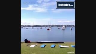 قایق تاشو  | قایق