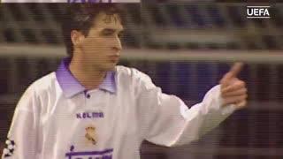 لحظات خاطرهانگیز رائول در لیگ قهرمانان اروپا