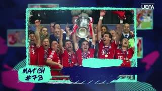 فیلیپ لام در باشگاه صد تاییهای لیگ قهرمانان اروپا