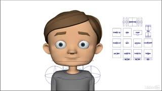 آموزش انیمیشن سازی چهره و دیالوگ