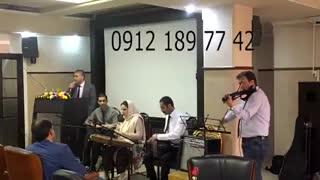 گروه موسیقی عروسی ۰۹۱۲۱۸۹۷۷۴۲