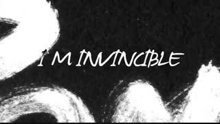 ( Machine Gun Kelly ft. Ester Dean - Invincible ( Lyrics