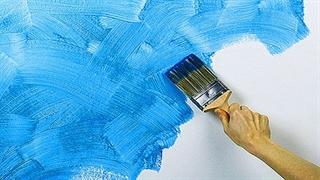 جالب ترین ترفندهای دکوراسیون- رنگ کردن دیوار