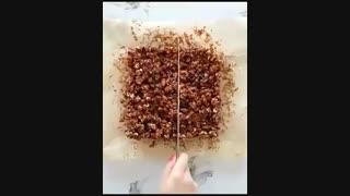 دستورالعمل درست کردن ذرت کاکائویی American Garden