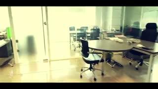 نمونه پروژه اجرایی طراحی دکوراسیون اداری شرکت رنو