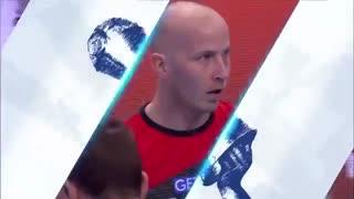 دیدار تیم های ماگدبورگ و کیئل در فینال جام حذفی آلمان2019