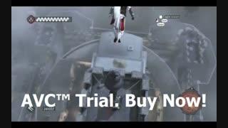 خفن ترین و دیدنی ترین پرش در بازی Assassins Creed Brotherhood