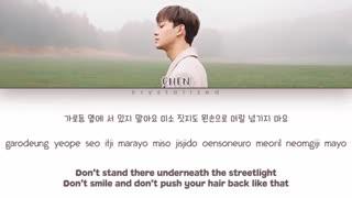 CHEN (첸) 'Beautiful goodbye (사월이 지나면 우리 헤어져요)' [HAN|ROM|ENG Color Coded Lyrics]