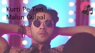 Badri Ki Dulhania Title Song - Lyrical - Neha Kakkar, Ikka, Dev Negi, Monali Thakur