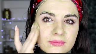 ماسک درمان پوست پرتقالی و منافذ باز پوست