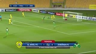خلاصه دیدار الوصل 1_3 ذوبآهن (مرحله گروهی لیگ قهرمانان آسیا)