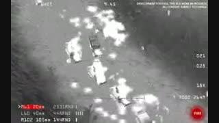 رهگیری وشکار داعش با هواپیما بدون سرنشین