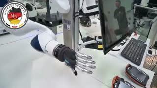 نمایشگاه ربات های هوشمند در هانوفر آلمان 2019