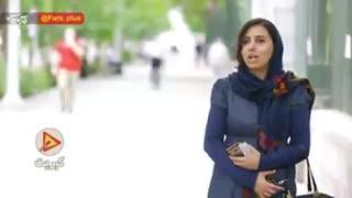 رفتن تو خیابون از مردم پرسیدن به قیامت اعتقاد داری؟!