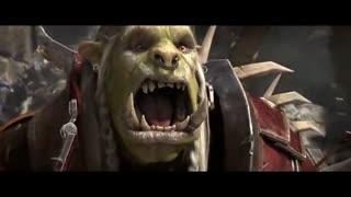 World of  Warcraft Battle for Azeroth - Cinematic Trailer جهان وارکرفت نبرد برای آزروف _ تریلر سینمایی