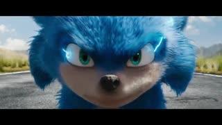 اولین تریلر رسمی فیلم Sonic The Hedgehog