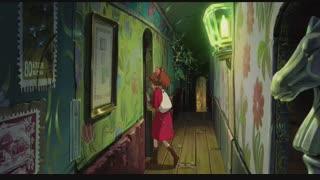 انیمیشن دنیای بندانگشتی ها - The Secret World of Arrietty 2010 با دوبله فارسی