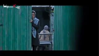 سکانس پایانی فیلم دارکوب رفتن مهسا به کمپ و دیدن دخترش