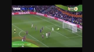 خلاصه بازی بارسلونا 3 - لیورپول 0 (12-2-1398)