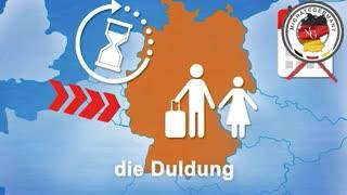 واژگان مهاجرت و پناهندگی به آلمانی - Migrategermany.com