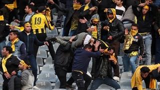 سکوهای خشن ورزشگاههای ایران