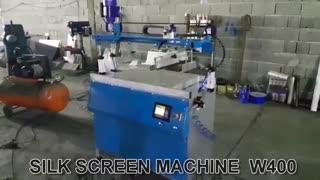 دستگاه چاپ سیلک پرسرعت w400