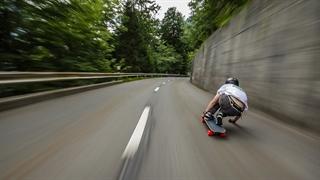 هیجان لانگ برد با سرعت 110 کیلومتر بر ساعت