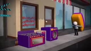 تیزر انیمیشن روز ارتباطات - وزارت ارتباطات