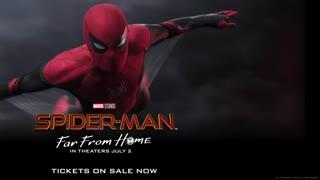 دومین تریلر رسمی جدید فیلم Spider-Man: Far From Home