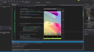 برنامه نویسی Android با Xamarin پارت بیست و یکم 2