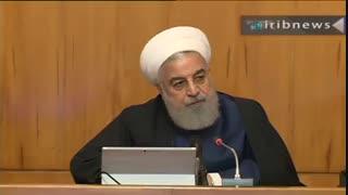 روحانی: ویرانی برجام برای منطقه خطرناک است