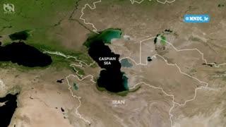 مستند حیات وحش خاورمیانه با دوبله فارسی - قسمت 4 (دریای خزر)