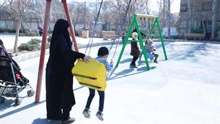 مادر ایرانیها   نمیخواهم تلخیهای کودکیام برای فرزندم تکرار شود