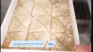 دستگاه خمیرگیر نان