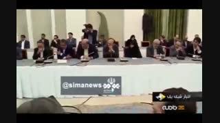 روحانی: تحریم های آمریکا علیه ملت ایران، جنایت در حق بشریت است