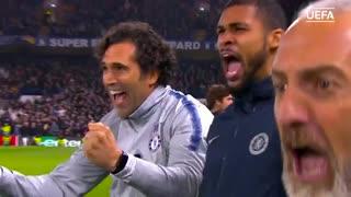 نیمه نهایی لیگ اروپا در 90 ثانیه