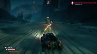 از بین بردن یک Convoy در بازی Rage 2-بازیمگ