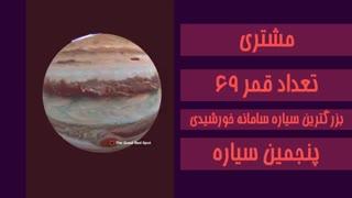 سیاره مشتری - ساخته شده توسط گروه اموزشی پاور ای
