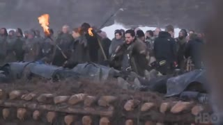 تیزر مستند Game of Thrones The Last Watch
