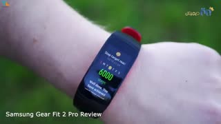 ویدئوی بررسی ساعت هوشمند Gear Fit 2 Pro سامسونگ: بهترین بند هوشمند ورزشی جدید!