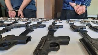 انهدام ۱۳ باند خرید و فروش سلاحهای جنگی و شکاری در کرمان