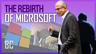مایکروسافت، از بالمر تا نادلا